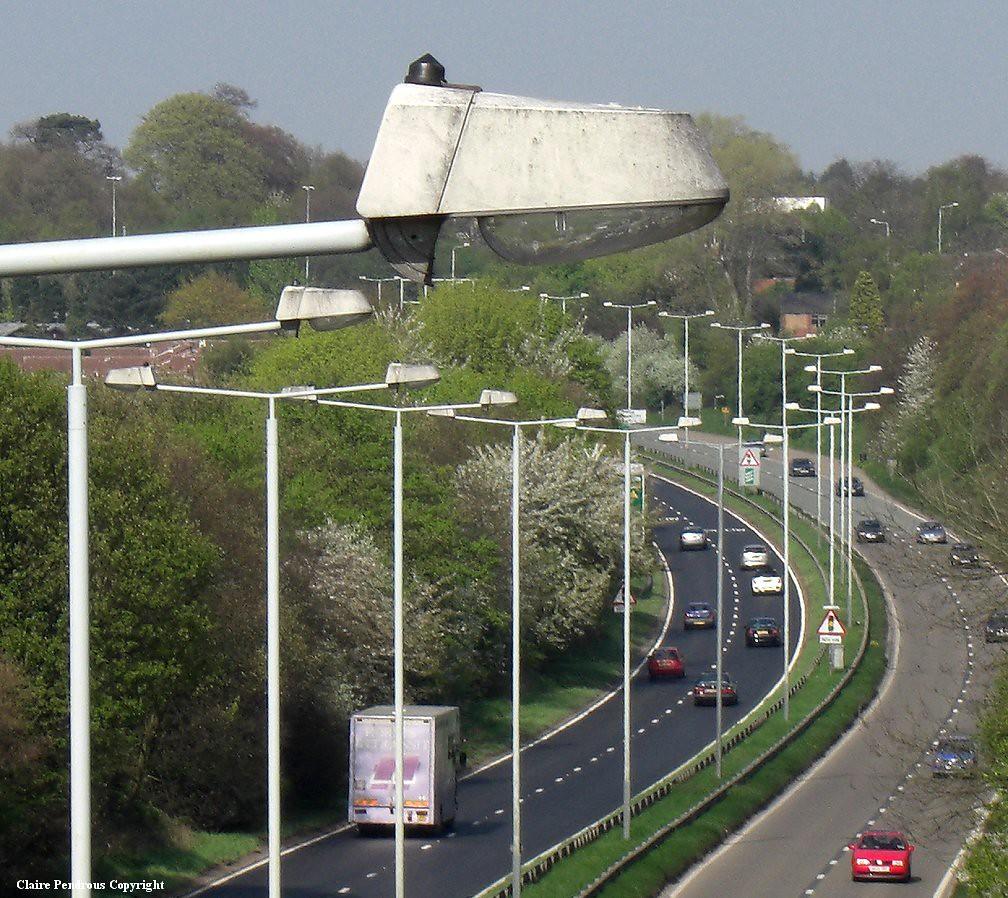 Philips 'Trafficvision' Streetlights