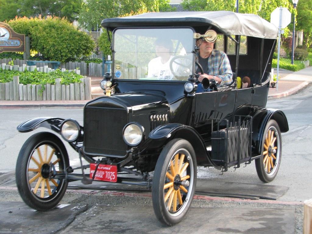 1921 Ford Model T Touring '7025' 1 | This car belongs to Lan