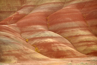 Painted Hills | by LaughingStarfish/dstroy