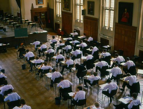 King's School Canterbury exams
