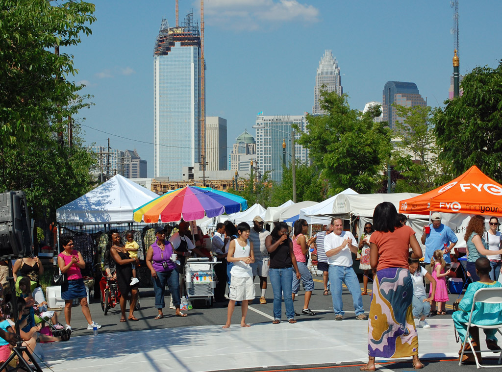 Art and Soul of South End, Charlotte