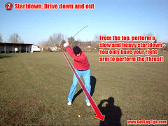 The eye of the Hitter - 2 - Startdown | by www.GolfLagTips.com