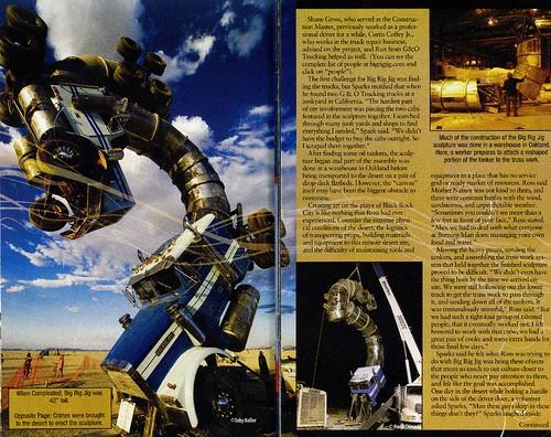 Published in Big Rig Owner magazine
