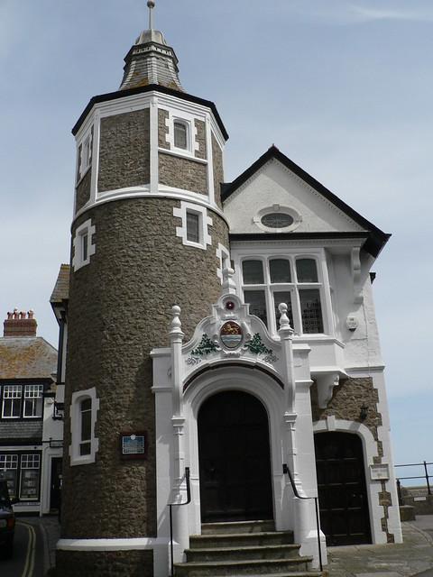 Lyme Regis Town Hall