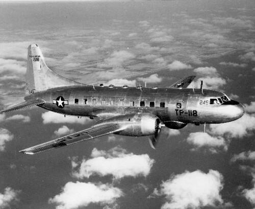 Convair : T-29B | by San Diego Air & Space Museum Archives