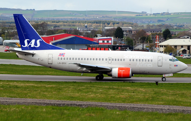 737-500 SAS
