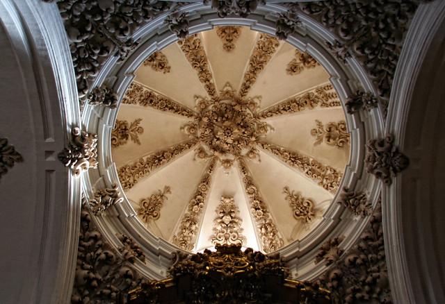 04 Cupulas y techos de la Mezquita