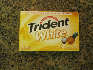Trident White Cool Colada | by Like_the_Grand_Canyon