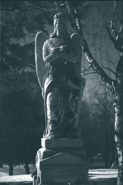 Gothic Angel (poem below)