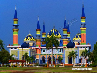 Tuban Great Mosque - Tuban - East Java | by eastjava.com