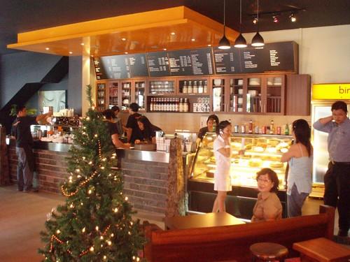The opening of bing! Coffee @ Premier 101 | by bingcoffee