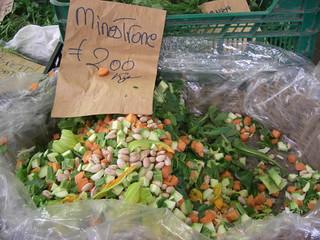 Mercado de Testaccio. Roma