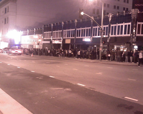 20:15 113 Line from Uptown Nightclub down Telegraph Ave