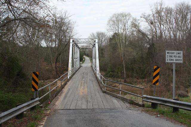 Old Ligon Bridge