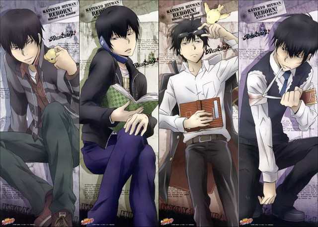Katekyo Hitman Reborn Hibari Kyoya Hibari Is Every Girl Flickr
