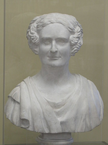 Bust of Maria Weston Champman | by Weymouth Public Library