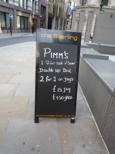Sterling Pimm's | by Ambernectar 13