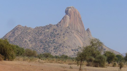 montagne chad tchad guéra
