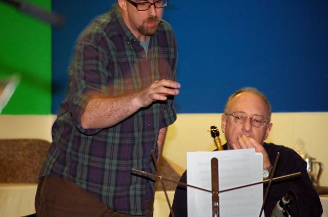 Aaron Alexander & Ken Maltz