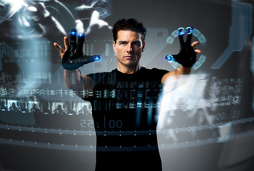 Tom Cruise - Minority Report | by Lotação Esgotada