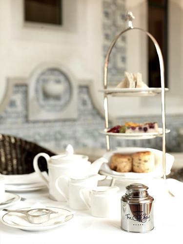 Afternoon Tea at Le Cliff Bar   by PortoBay Trade