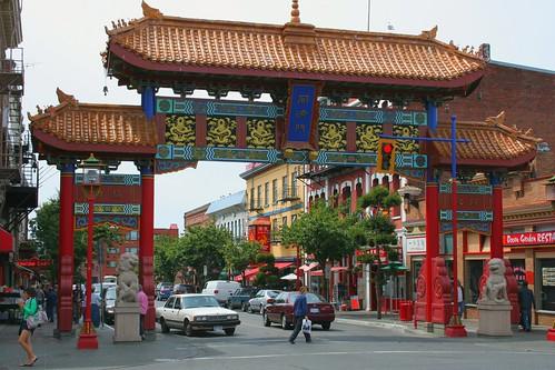 Chinatown, Victoria, B.C., Canada | by Curtis Cronn