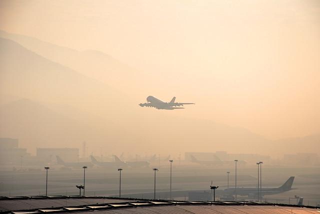 A380-841 | Singapore Airlines | 9V-SKC | HKG