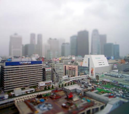 Shinjuku Model 1008