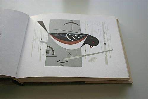 Charles Harper: Birds & Words '74 Signed 24