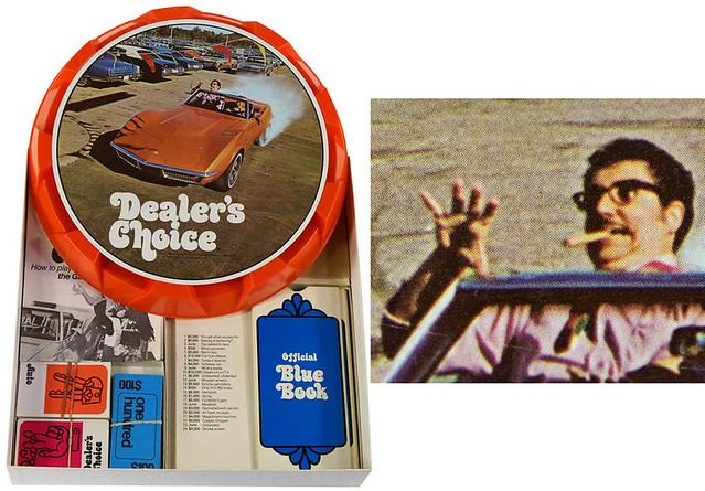 Dealer's Choice Game - Inside