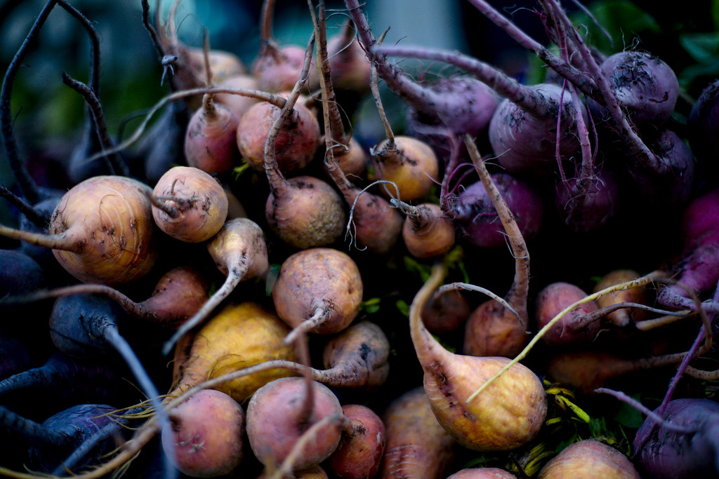 First Rule In Roadside Beet Sales Put The Most Attractiv Flickr