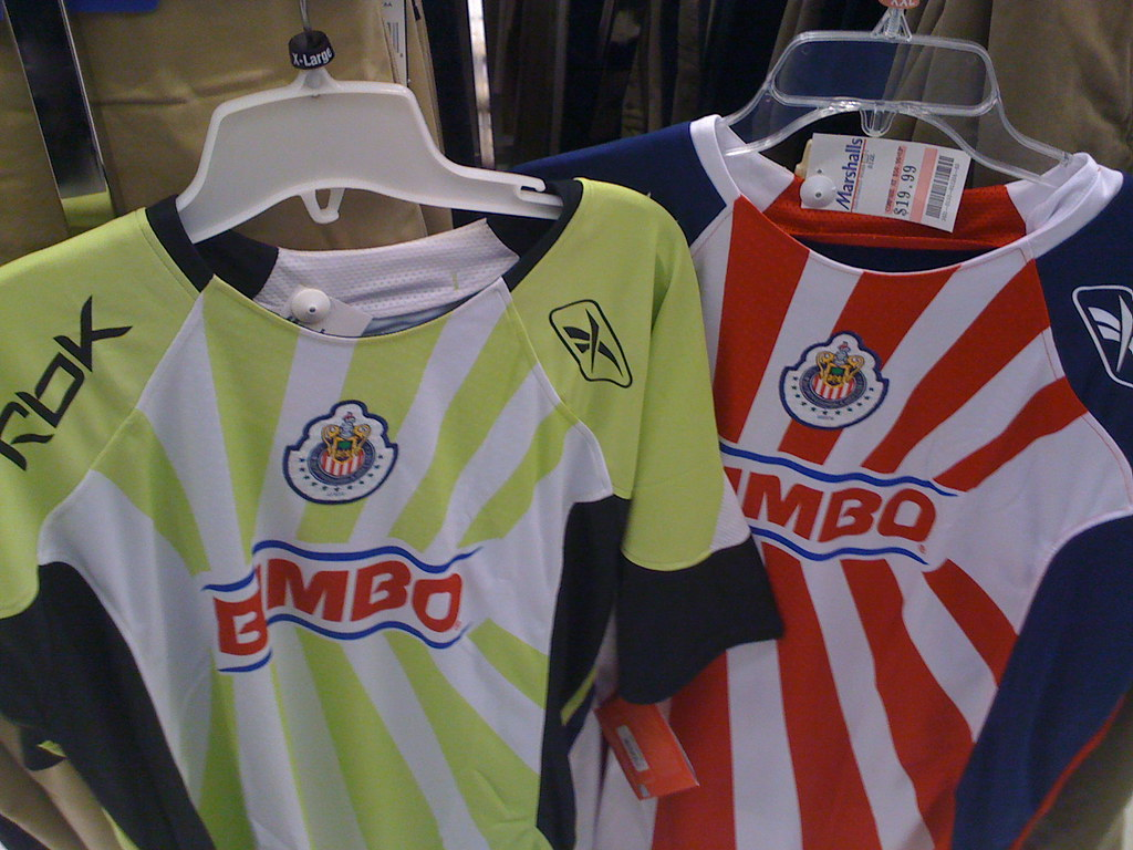 new style 69ca8 afcf1 Jersey Chivas 2009 | chucky21 | Flickr