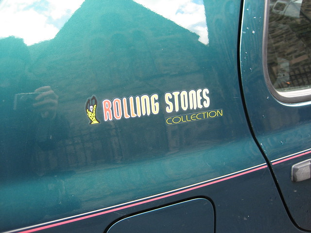 Volkswagen Golf Rolling Stones collection, 2009-05-20
