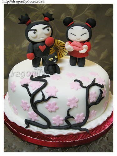 Enjoyable Woman Jumping Out Of A Cake Cake Flickr Photo Sharing Funny Birthday Cards Online Hetedamsfinfo
