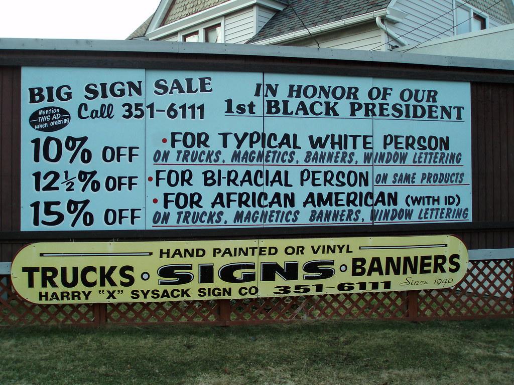 Affirmative Action Pricing | Eddie~S | Flickr