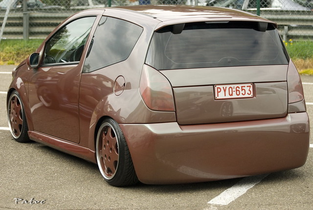 tuning citroen c2 rear please don 39 t use this image on webs flickr. Black Bedroom Furniture Sets. Home Design Ideas