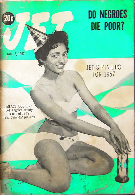Do Negroes Die Poor? - Jet Magazine, January 3, 1957