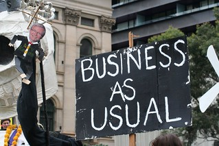 Rudd Government Carbon Pollution Reductions Scheme means Business as Usual | by John Englart (Takver)