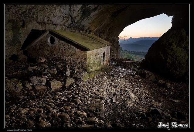 Tunel De San Adrian Amanecer En El Tunel De San Adrian Al Flickr