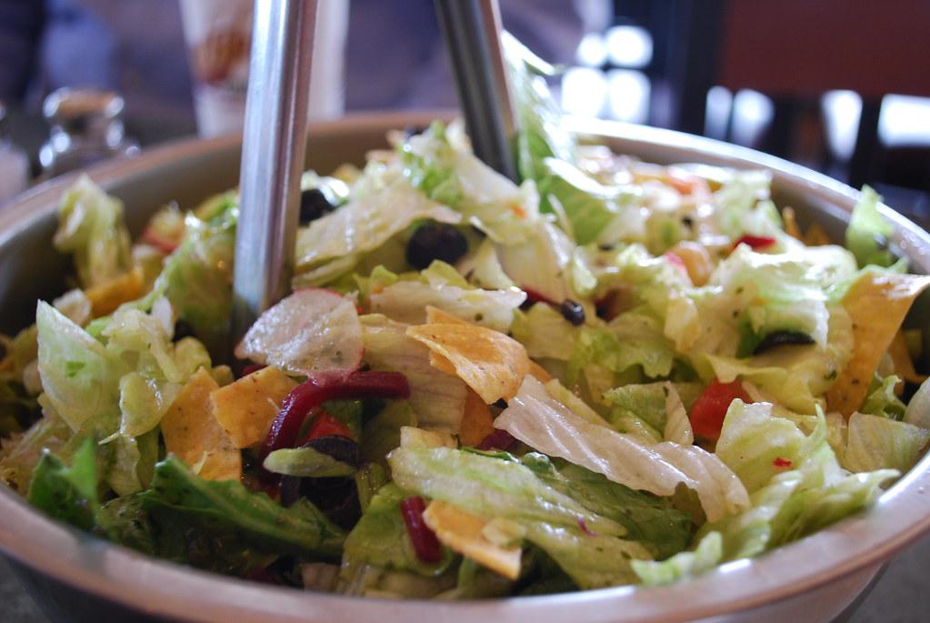 Cartwheel Salad