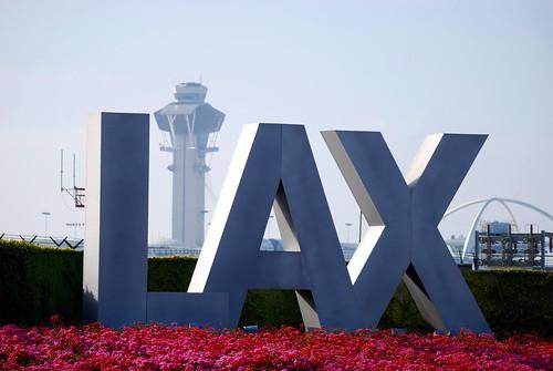 LAX   by RuggyBearLA