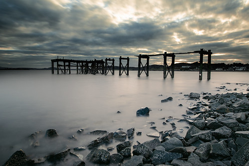 longexposure seascape canon scotland pier seaside waterfront fife sigma waterscape aberdour fifecoastalpath 1735 fifecoast grantmorris aberdourpier grantmorrisphotography