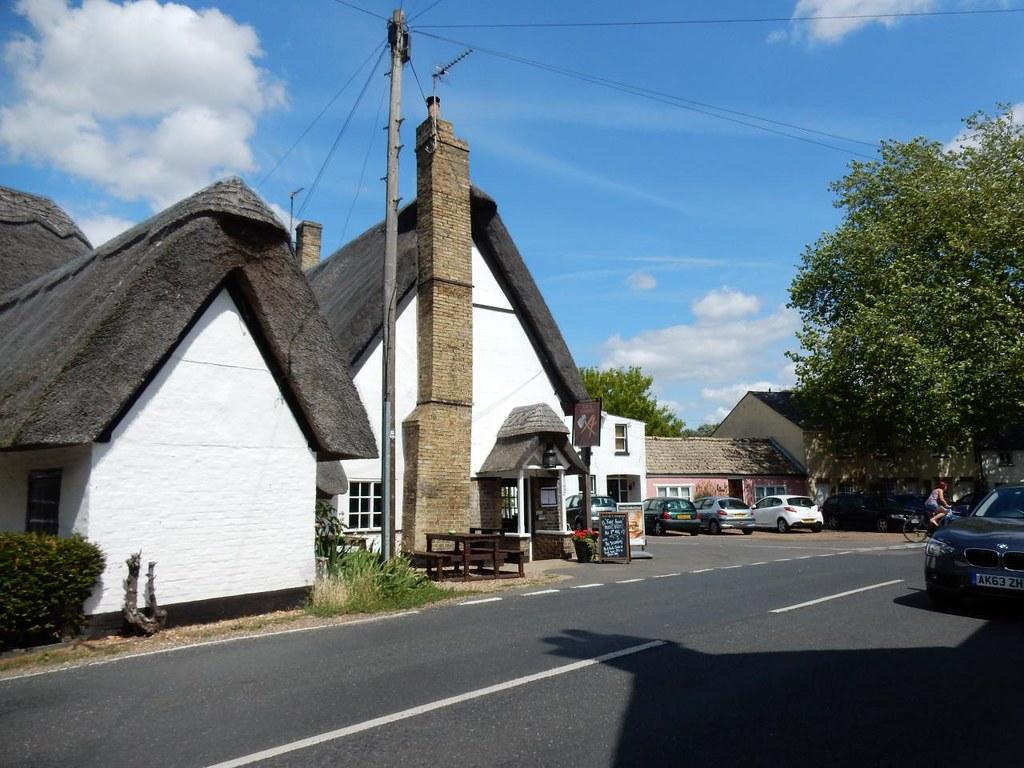 Axe and Compasses Hemingford Abbots Huntingdon Circular (long)