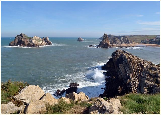 Costa Quebrada - Liencres (Cantabria)