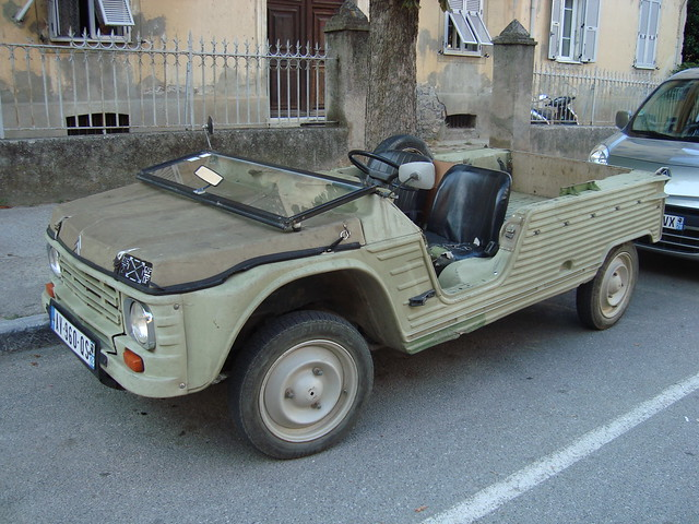 CITROEN Model Mehari (France) DSC05828