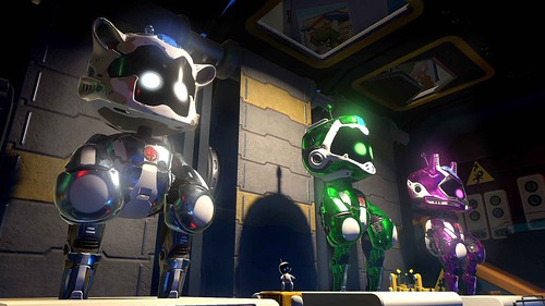 The Playroom VR: Toy Wars | by PlayStation.Blog