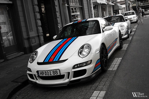 Porsche 997 GT3 RS | by Bart Willemstein