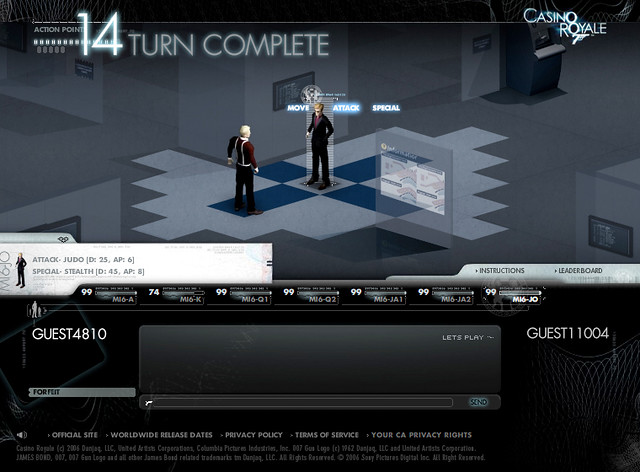 Software used in casino royale casino in burnaby bc