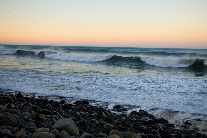 Oceanside Near Cooksie Creek by AlwaysJanuary (Randy)