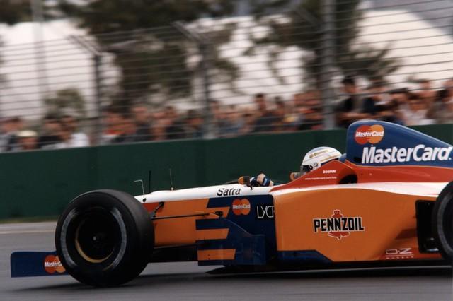 Vincenzo Sospiri (practice) debut, 1997